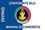 Logo Diving Continente Blu